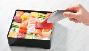 今年のひな祭りはモザイク寿司